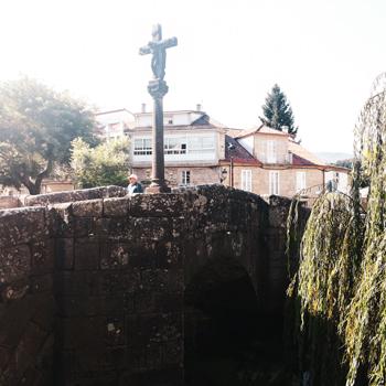 Day 7 - Pontevedra - Caldas de Reis
