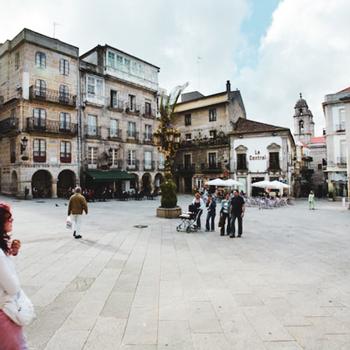 Day 2 - Baiona - Vigo
